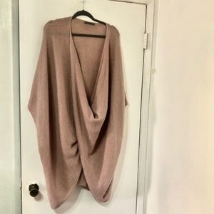 Anthropologie Poncho